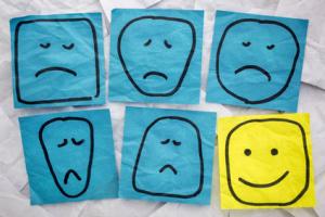 Emotions et évolution personnelle